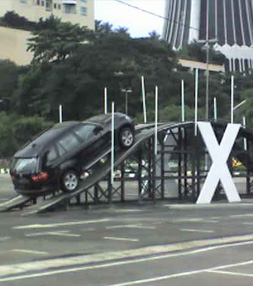 BMW X5 Launch @ KLCC
